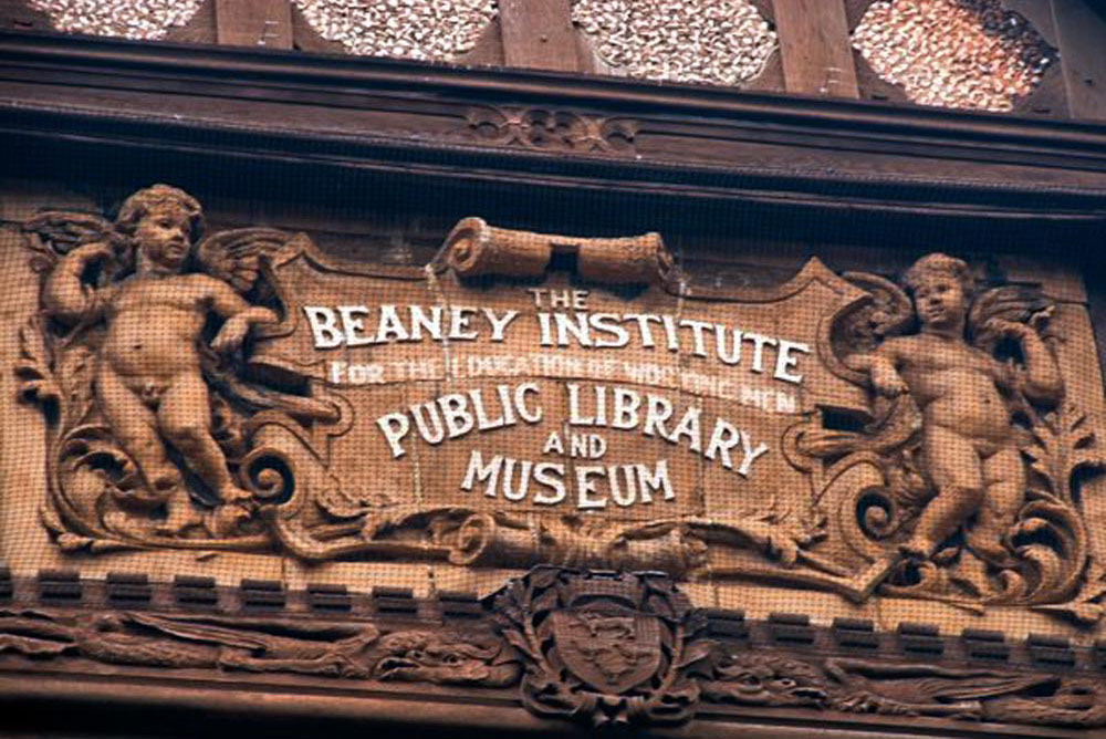 The Beaney House of Art & Knowledge