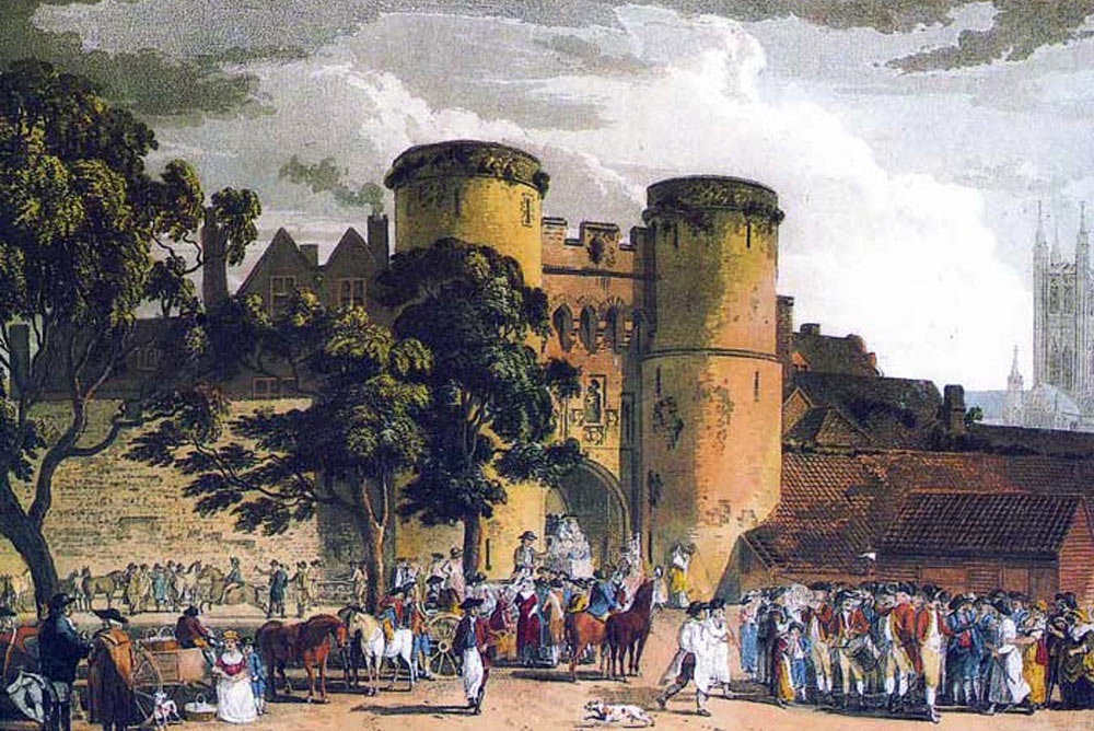 St George's Gate Canterbury