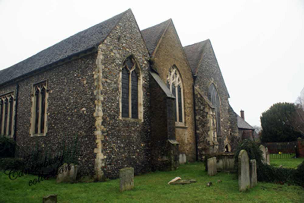 St Peter's Church Canterbury