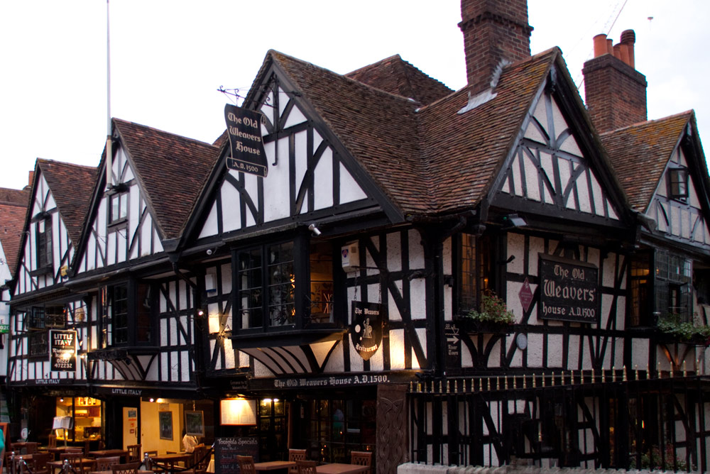 The Old Weavers House Canterbury