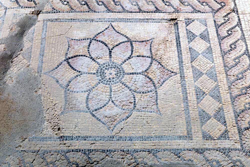 Canterbury Roman Pavement