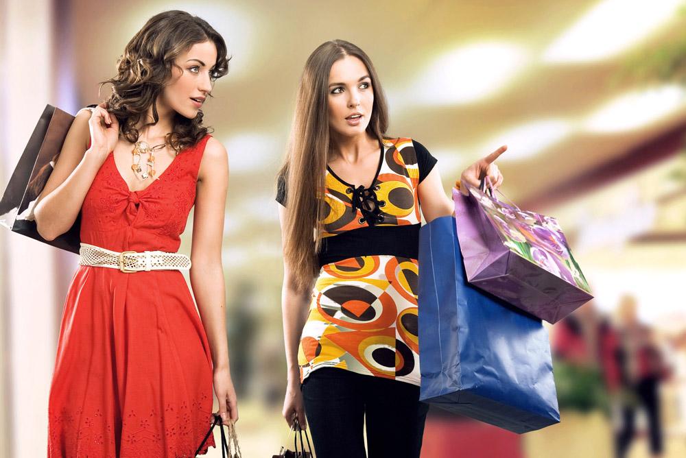 Shopping in Folkestone